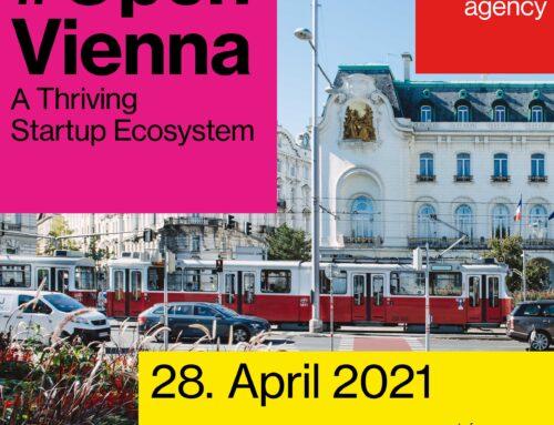 Open Vienna – A Thriving Startup Ecosystem