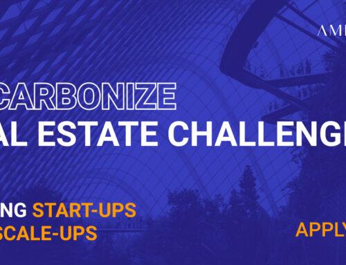OPEN NOW: Ampolon's Decarbonize Real Estate Challenge 2021